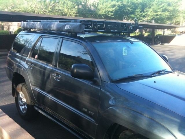 Arb Awning Arrived Cc S 4runner Adventures