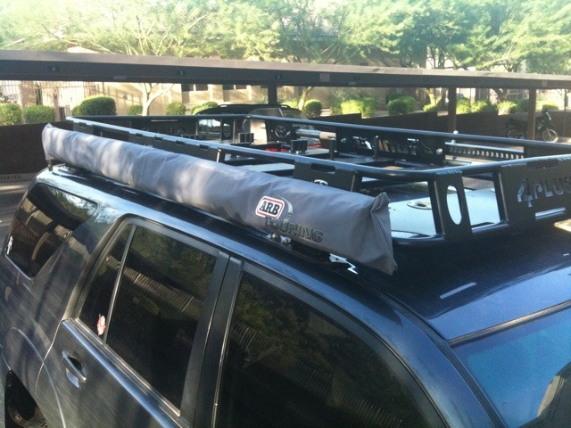 ARB Awning Arrived